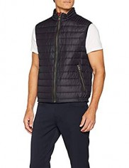 Bugatti - Quilted Gilet - Navy