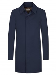 SOLD OUT Bugatti - Gore-Tex Overcoat - Navy