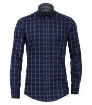 Casa Moda - Navy Blue Check - 483018300 100