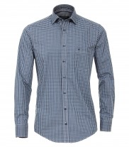 Casa Moda - Navy Grey Check - 483018600 150