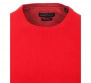 Casa Moda - Red - Round Neck