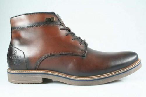 Bugatti - Leather Boot - Brown