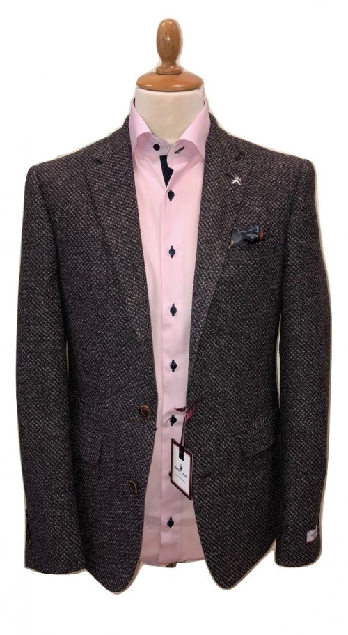 Herbie Frogg - Jacket - Wine 7087