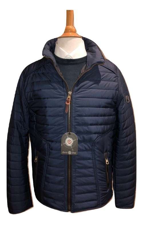 Gate 1 - Padded Jacket - Royal Blue