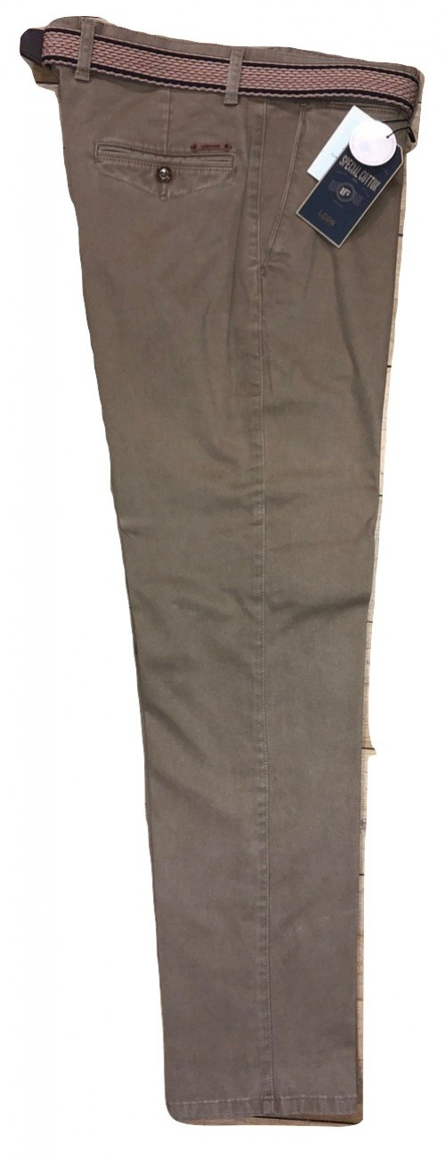 LCDN - Cotton Trousers - Beige