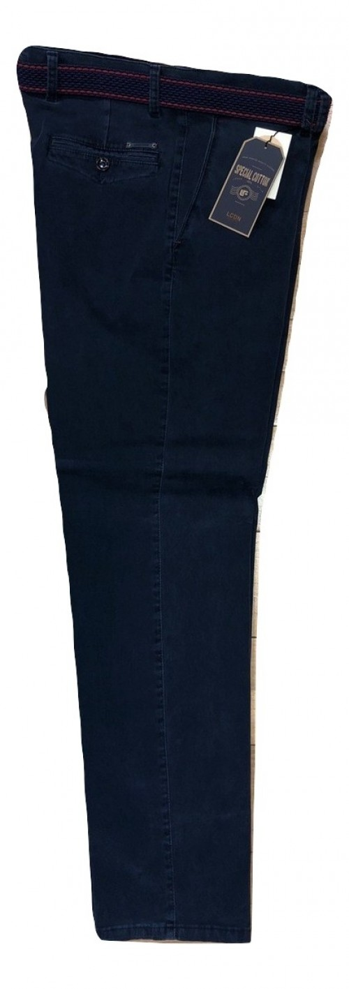 LCDN - Cotton Trousers - Navy