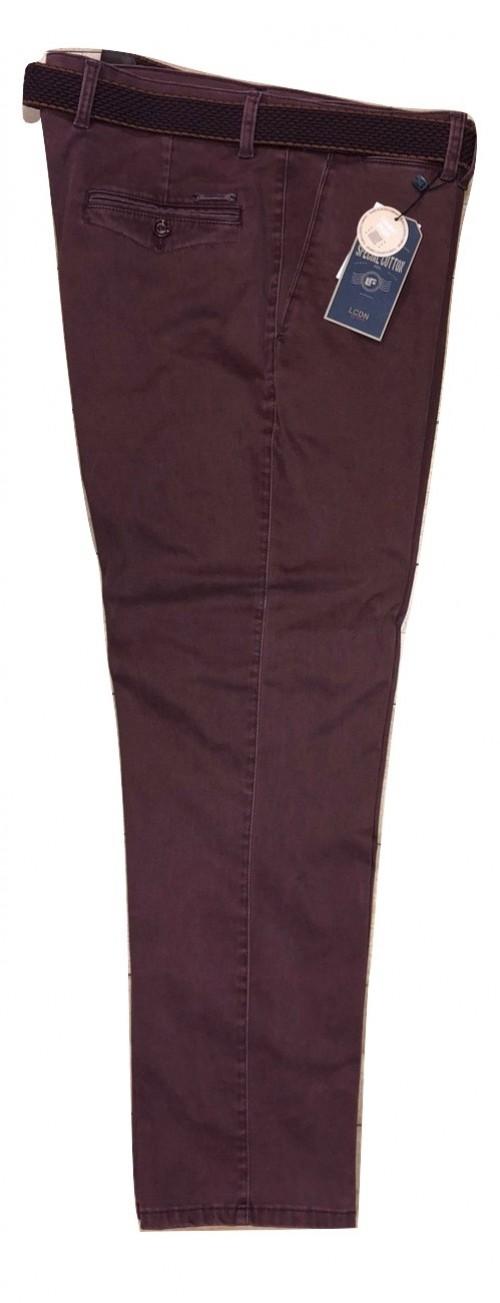 LCDN - Cotton Trousers - WINE