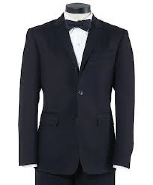 Scott - Dinner Suit - Black - Includes Shirt and Bow
