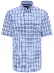 Fynch Hatton - 11215061-5064 Blue Check