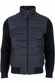 Bugatti - Knitted Jacket - Navy