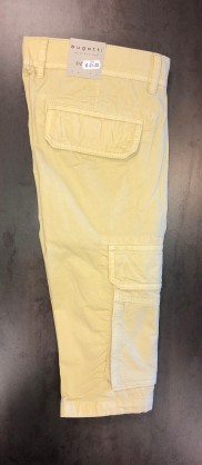 Bugatti - Lemon Cargo Shorts