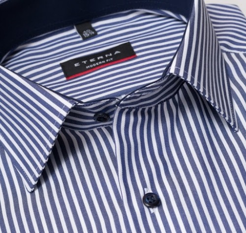 Eterna - Dark Blue Stripe