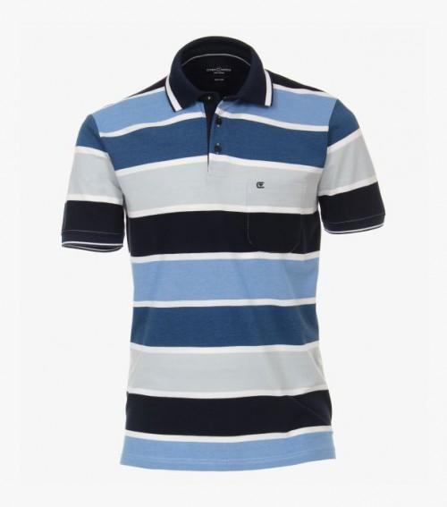 Casa Moda - 913578300-147 Blue Stripe