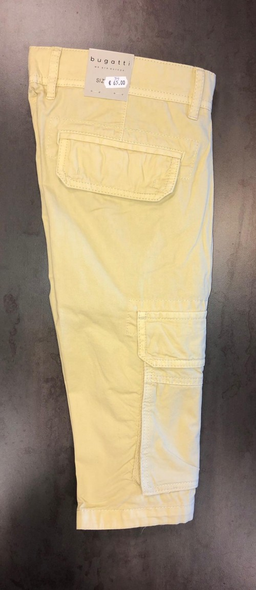 Bugatti - Lemon Cargo Shorts