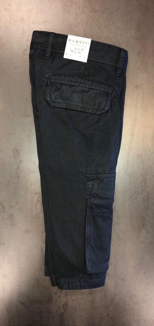 Bugatti - Navy Cargo Shorts