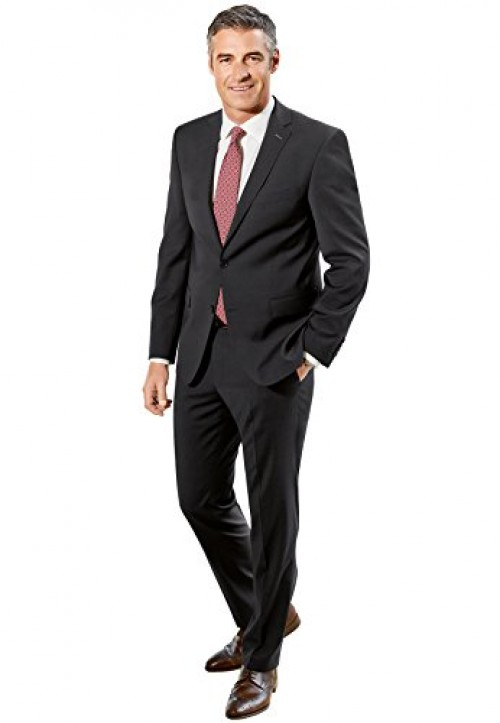 Carl Gross - Charcoal - Includes Shirt and Tie