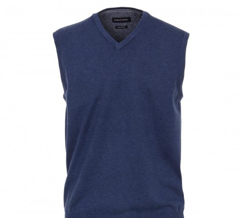 Casa Moda - Denim - Sleeveless Jumper