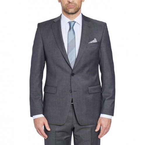 Digel - Grey INCLUDES SHIRT AND TIE