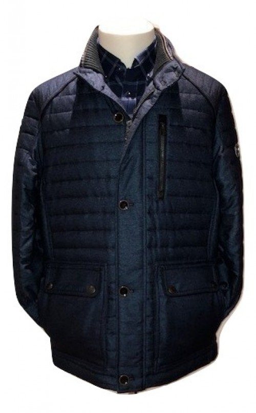 Gate 1 - Blue Padded Jacket