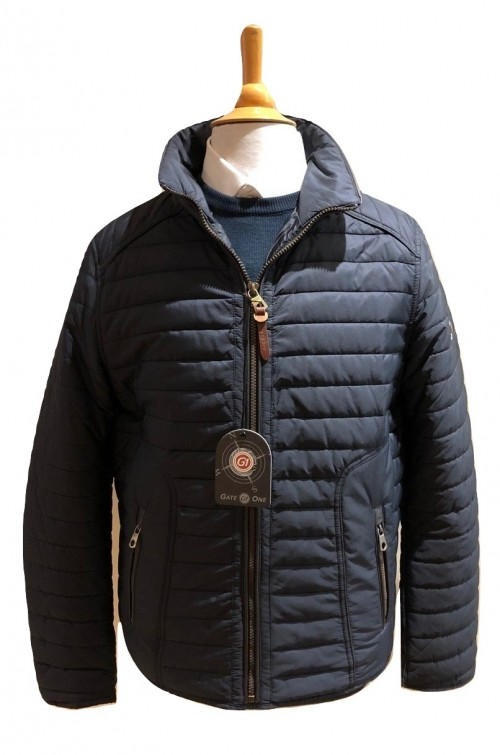 GATE 1 - PADDED JACKET - NAVY