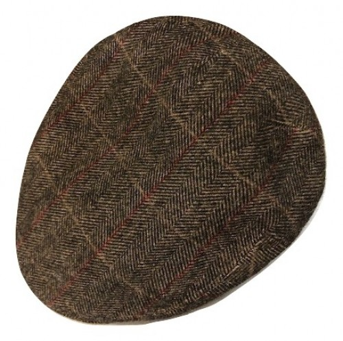 Cap - Wegener - Brown Check