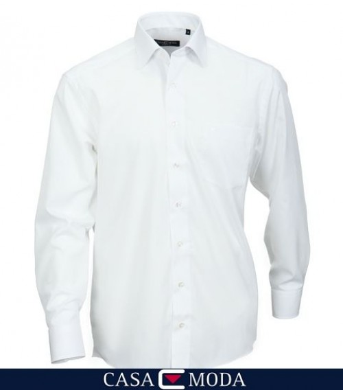 Casa Moda - White - Reg Fit