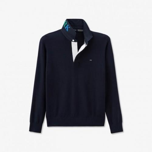 Eden Park - Navy Sweatshirt